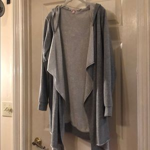 Juicy Couture Light Sweatshirt Open Ruffle